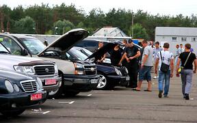 Топ-8 б/у авто, которые чаще покупали в разных областях Украины