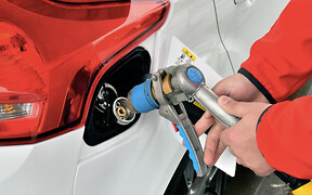 Переоборудование авто на «газ». Итоги сентября