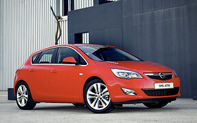 Почем покупать и за сколько можно продать Opel Astra