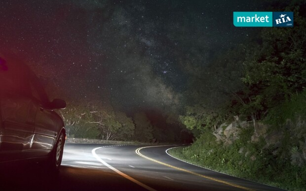 Правила езды на автомобиле ночью