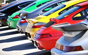 Какие цвета новых и б/у машин популярны в Украине?