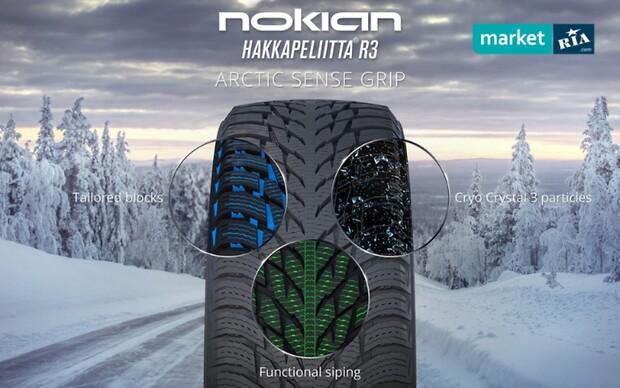 Обзор зимней шины Nokian Hakkapeliitta R3