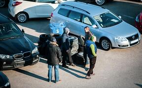 Какие б/у авто лучше продавались в октябре?
