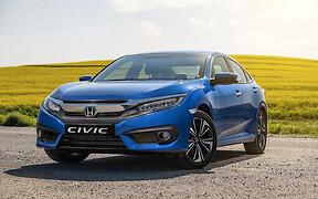 Досьє Honda Civic. Що є на «вторинці» у 2020 році?