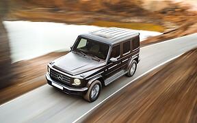 Почем покупать и за сколько можно продать Mercedes-Benz G-Class