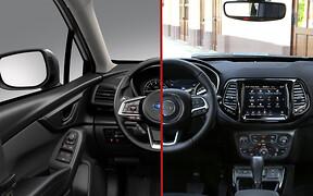 Что выбрать? Subaru XV против Jeep Compass