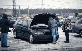 Какие б/у авто лучше продавались в ноябре?