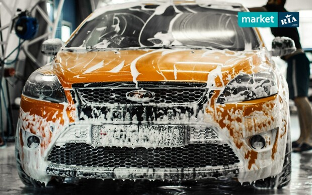 Как мыть авто зимой?