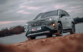 Тест-драйв Toyota RAV4: Доктор прописав