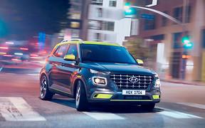 Компактный кроссовер Hyundai Venue получил ценник. Почем в Украине?
