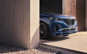 Автомобиль недели.  BMW Alpina XB7
