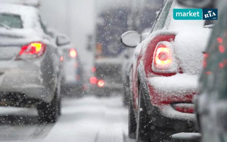 Ездим зимой безопасно - что нужно знать про снег, лед и мокрый асфальт