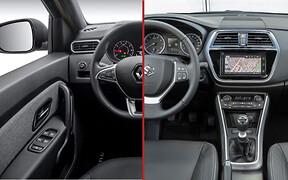Что выбрать? Renault Duster против Suzuki SX4