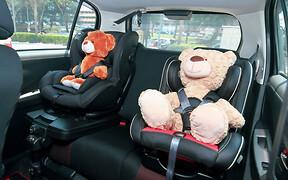 Кабмин изменил Правила дорожного движения о перевозке детей