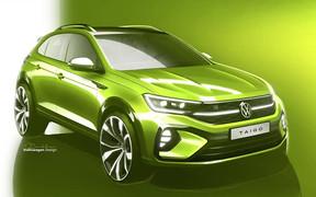 Продажи кроссовера VW Taigo стартуют в этом году