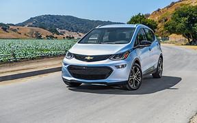 Выбираем б/у авто.  Chevrolet Bolt