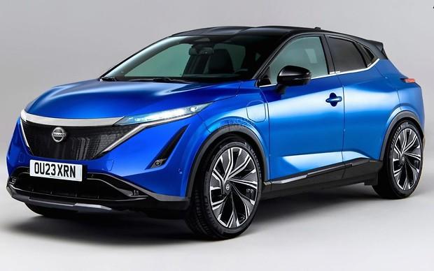 Електричний Juke замовляли? Nissan готує новий кросовер