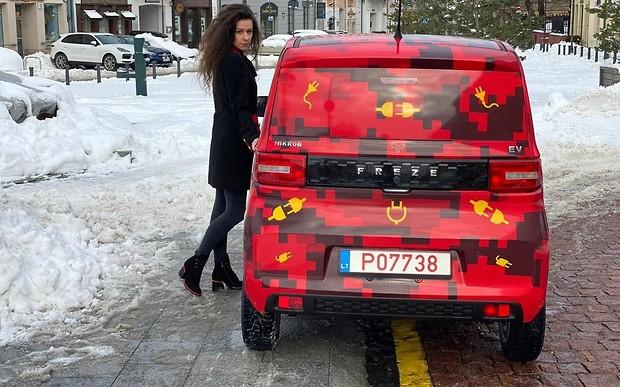 Найдешевший електромобіль Європи оцінили у 9999 євро