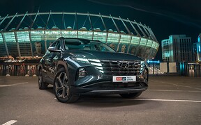 Тест-драйв Hyundai Tucson: Порушник спокою