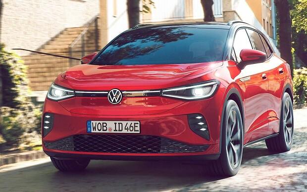 Новый Volkswagen ID.4 GTX получил полный привод и 295 лошадей