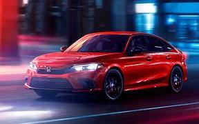 Honda рассекретила седан Civic 11-го поколения. Хорош?