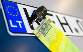 Закони про пільгове розмитнення «євроблях» набувають чинності. Хто ними може скористатися?