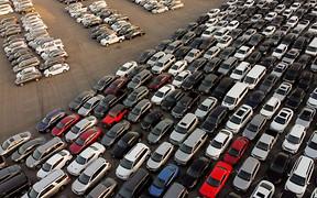 Подсели на Audi. Что покупают в разных областях Украины?