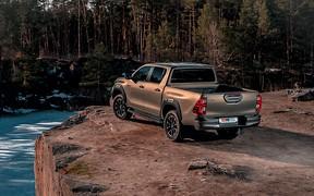 Тест-драйв Toyota Hilux: использовать по назначению