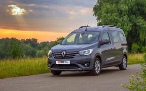 Тест-драйв Renault Express: под новым именем