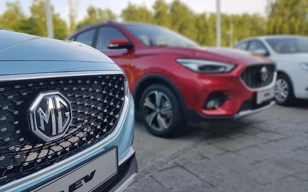 На украинский рынок возвращаются автомобили марки MG. Что с ценами?