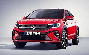 У Volkswagen з'явиться стильна альтернатива компактному T-Cross