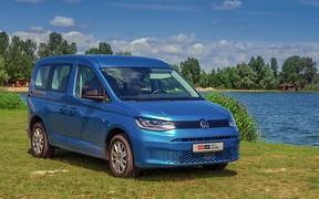 Тест-драйв Volkswagen Caddy: возьмите меня в легковые!