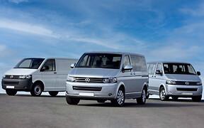 Volkswagen Transporter T5 c пробегом. Что можно купить сейчас?