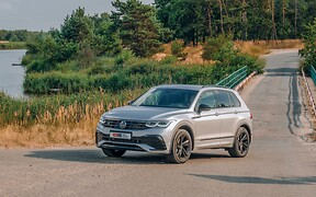 Тест-драйв Volkswagen Tiguan: свежесть во всем теле