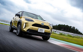 В Україні назвали ціни нового Toyota Yaris Cross