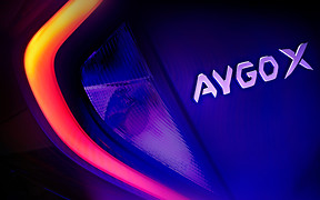 Самый маленький серийный кроссовер Toyota – Aygo X – покажут в ноябре