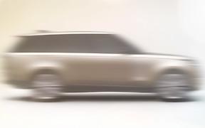 Новий Range Rover збереже впізнаваний вигляд