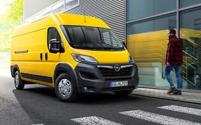 Новий «бус» Opel Movano пішов у продаж. За скільки та коли чекати його в Україні?