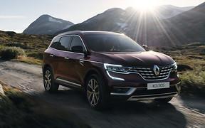 Обновленный Renault Koleos добрался до Украины. Что почем?