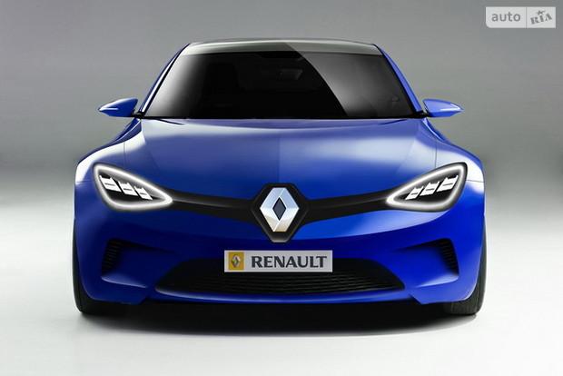 Такого Renault Megane вы еще не видели!