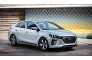 Купить б/у Hyundai Ioniq на AUTO.RIA