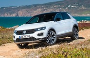 Все предложения по новому Volkswagen T-Roc на AUTO.RIA