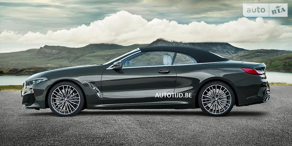 кабриолет BMW 8-Series