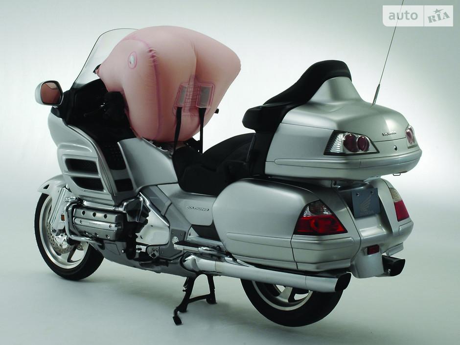 подушки безопасности для мотоциклов