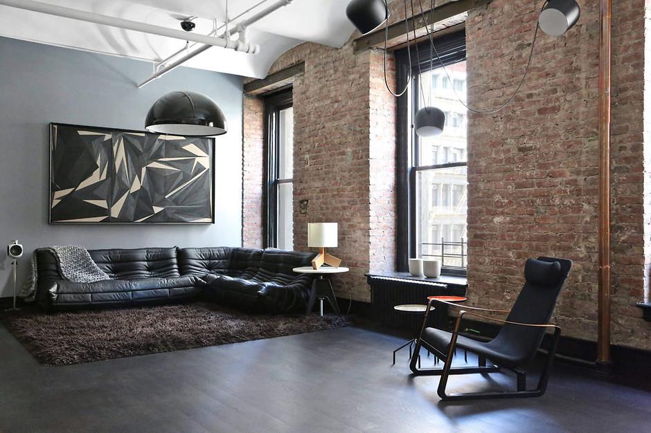 Как создать гранж в квартире