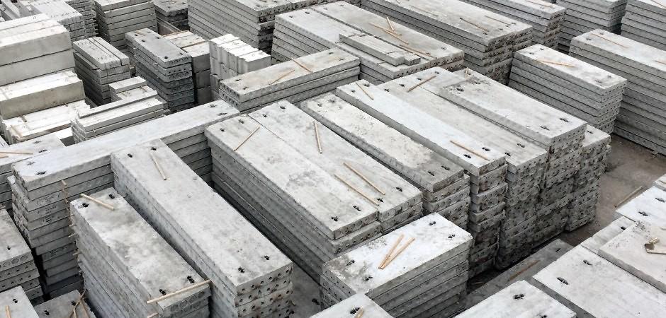 бетоны и железобетоны