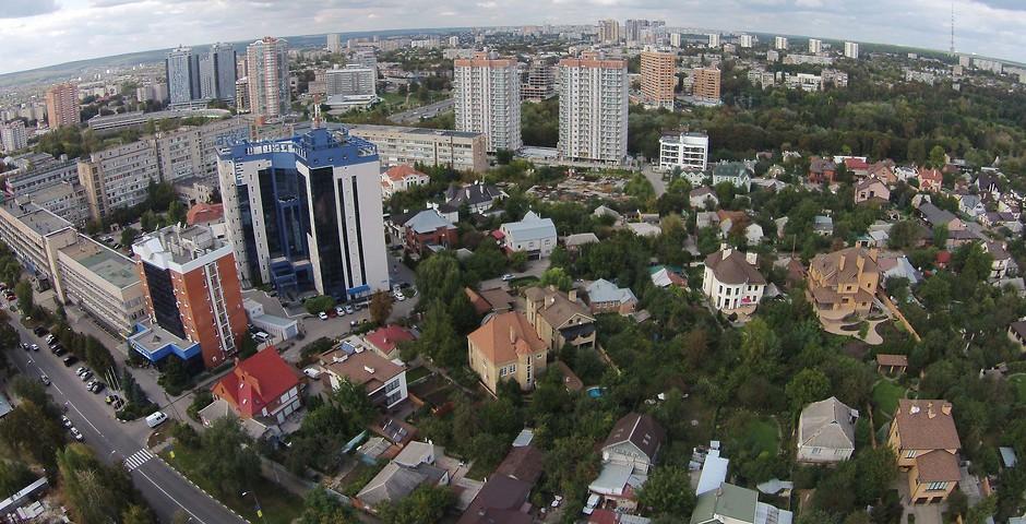 Цены на новостройки эконом-класса в Харькове