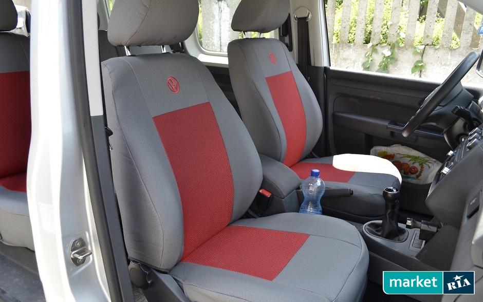 Чехлы на сиденья из автоткани Союз-Авто