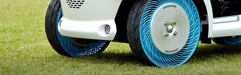 Технология Air Free Concept Tire