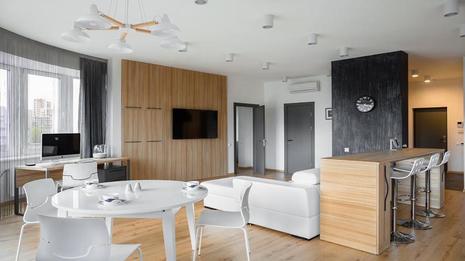 фото квартиры студии